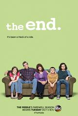 The Middle - Staffel 9 - Poster