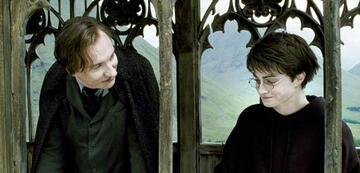 Teil 3 zeigt Harry Potters Beziehung zu Lupin inniger als der 7. und 8. Film