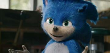 Das alte Sonic-Design