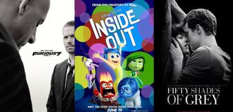 Welcher Film war 2015 weltweit am erfolgreichsten?