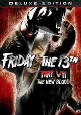 Freitag der 13. - Jason im Blutrausch - Poster