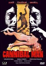 Cannibal Man - Poster