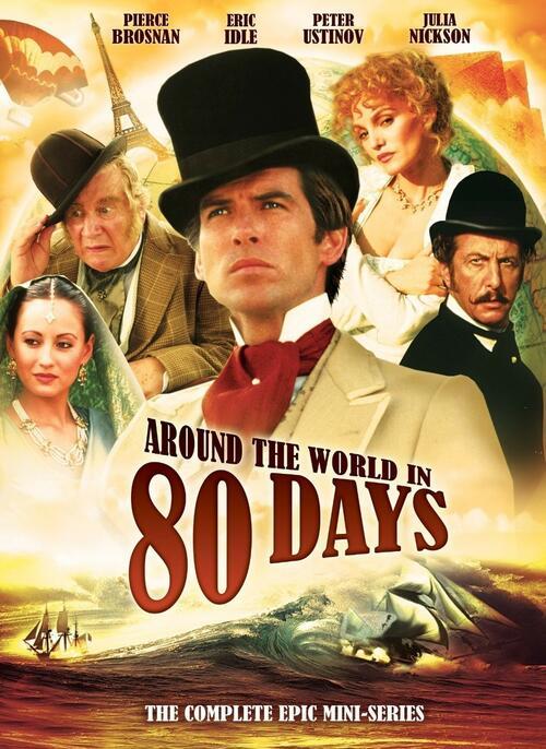 In 80 Tagen Um Die Welt Serie 1989 Moviepilotde