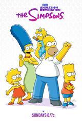 Die Simpsons - Staffel 32 - Poster