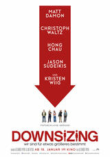 Downsizing - Poster