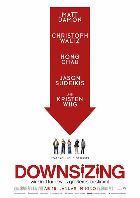 Downsizing Kino Berlin