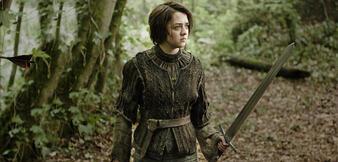 Arya Stark ist eine beliebte Namensvetterin für schottische Mädchen