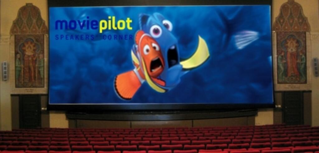 Das Erlebnis Kinobesuch