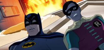 Batman: Return of the Caped Crusaders