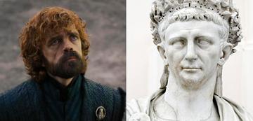 Tyrion vs. Claudius