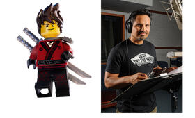 The Lego Ninjago Movie mit Michael Peña - Bild 105