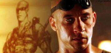 Bild zu:  Vin Diesel als Riddick
