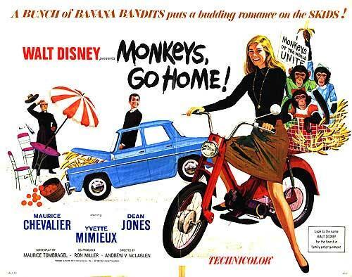 Schmeißt die Affen raus - Bild 7 von 8