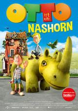 Otto ist ein Nashorn - Poster