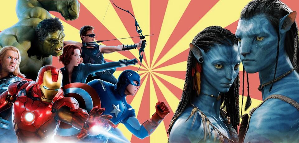 Avengers / Avatar