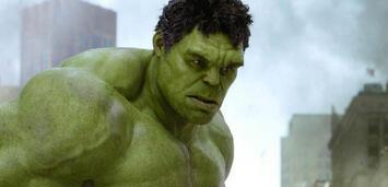 Bild zu:  Mark Ruffalo als Hulk