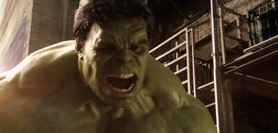 Hulk braucht Koffein
