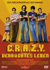 C.R.A.Z.Y. - Verrücktes Leben - Poster