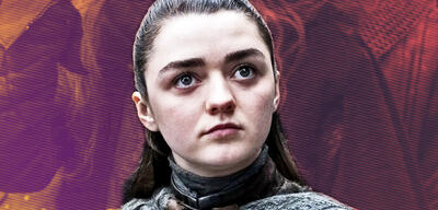 Game of Thrones: Maisie Williams als Arya Stark