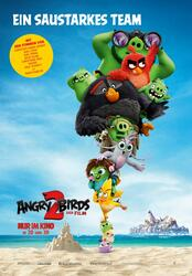 Angry Birds 2 - Der Film Poster