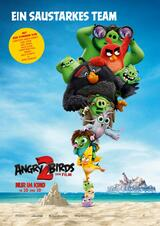 Angry Birds 2 - Der Film - Poster