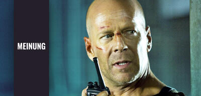 Bruce Willis in Stirb langsam 4.0