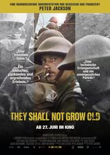 They Shall Not Grow Old - Poster