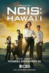 NCIS: Hawaii - Staffel 1 - Poster