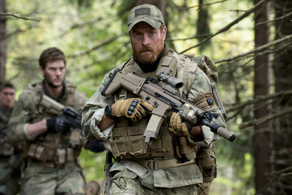 Hunter Killer mit Toby Stephens