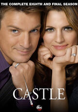 Castle - Staffel 8 - Poster