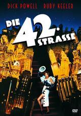 Die 42. Straße - Poster