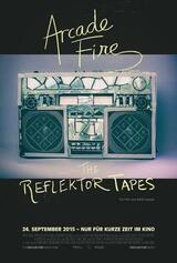 Arcade Fire - The Reflektor Tapes - Poster
