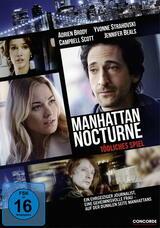 Manhattan Nocturne - Tödliches Spiel - Poster