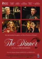 The Dinner - Poster