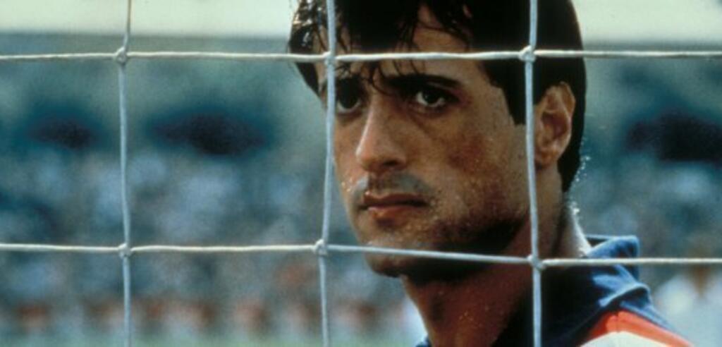 1982 kämpfte Sylvester Stallone auf dem Platz um seine Freiheit