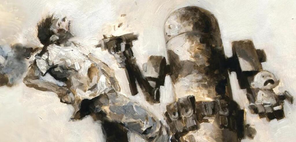 Cover zur Graphic Novel Zombies vs. Robots