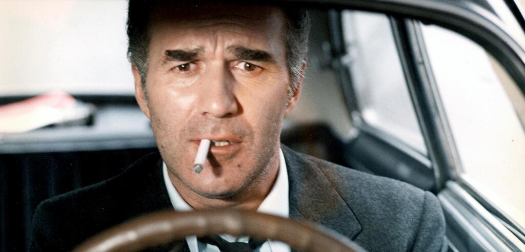 """Michel Piccoli in der Rolle des Pierre Bérard in """"Die Dinge des Lebens"""" von Claude Sautet (1970)"""
