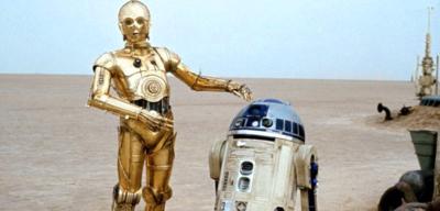 Star Wars: C-3PO und R2-D2