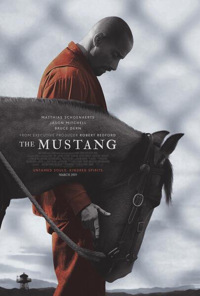 The Mustang  mit Matthias Schoenaerts