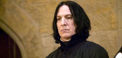 Alan Rickman als Severus Snape inHarry Potter