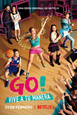 GO! Sei du selbst - Staffel 1 - Poster