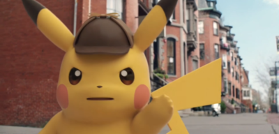 Great Detective Pikachu für den 3DS