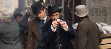 Sherlock Holmes ermittelt sich an die Spitze