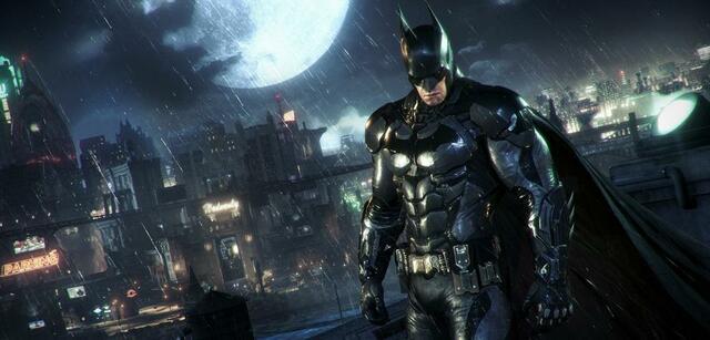 Zurecht angefressen: Batman