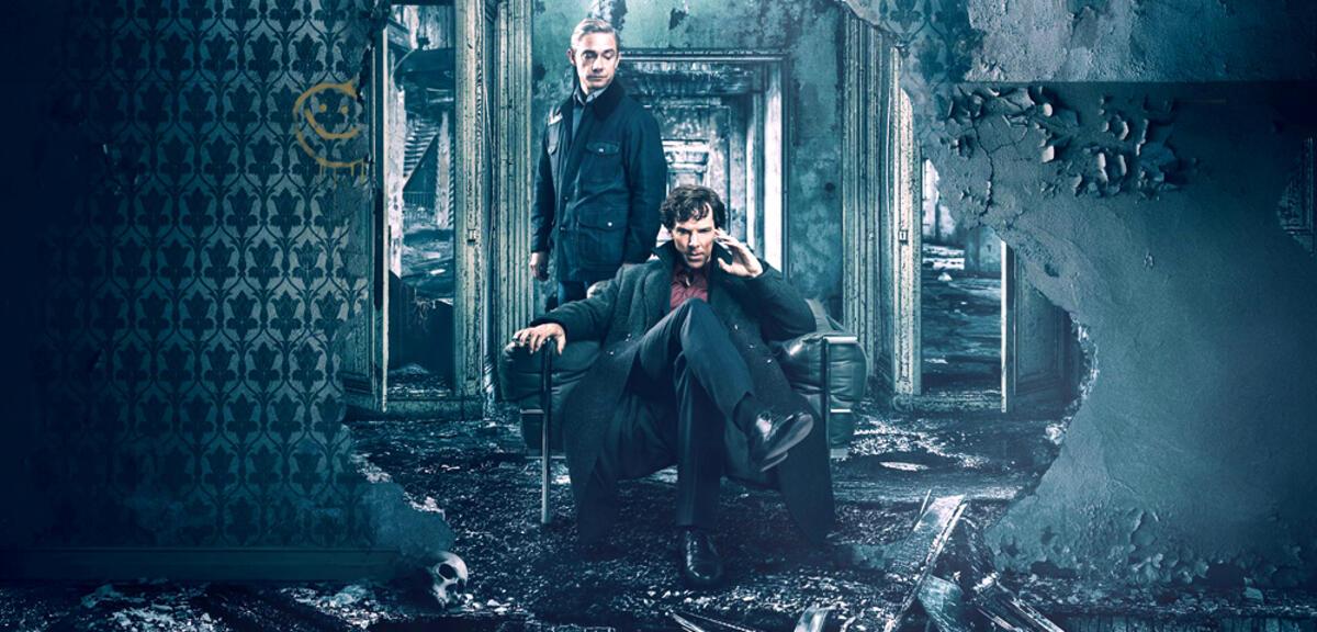 Sherlock Holmes Staffel 3 Folge 4