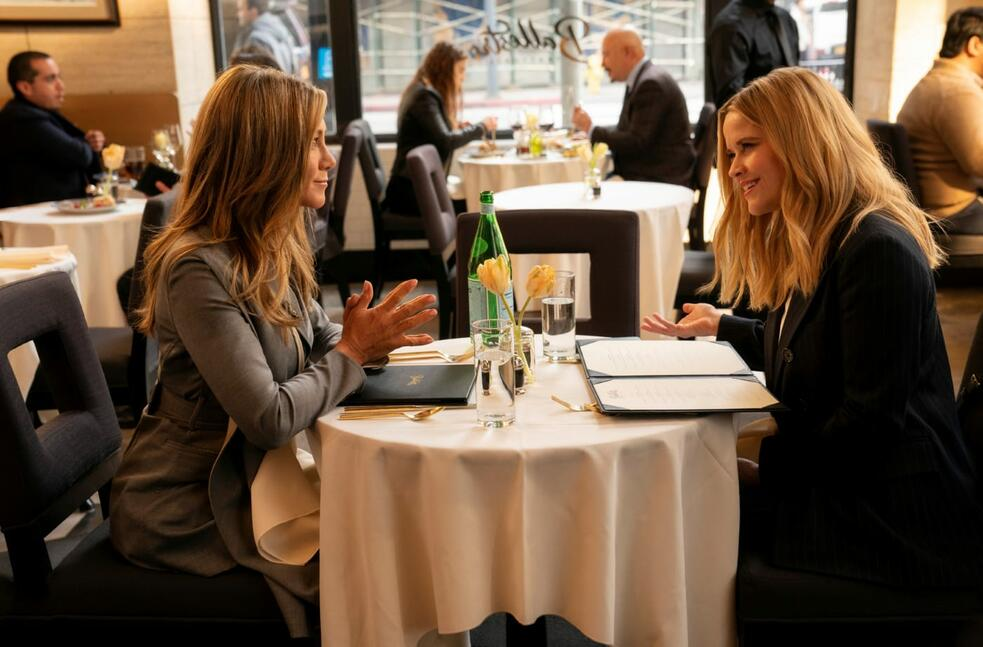 The Morning Show, The Morning Show - Staffel 2 mit Jennifer Aniston und Reese Witherspoon