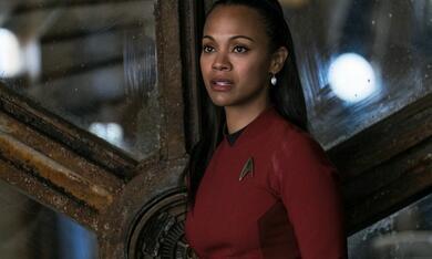 Star Trek Beyond mit Zoe Saldana - Bild 4