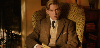 Goodbye Christopher Robin: Domhnall Gleeson als Winnie Puuh-Schöpfer A. A. Milne