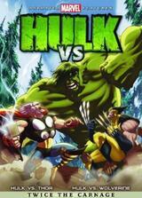 Hulk Vs. - Poster