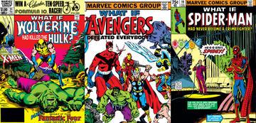 Die What if-Comics kombinieren Konjunktiv und Kuriosum im Marvel-Universum